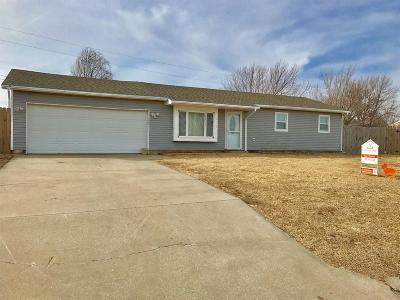 Junction City Single Family Home For Sale: 613 Plaza Drive