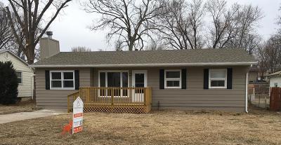 Junction City Single Family Home For Sale: 418 Maple Street
