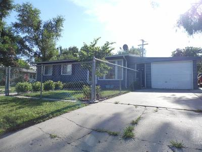 Junction City Single Family Home For Sale: 1804 Elmdale Avenue