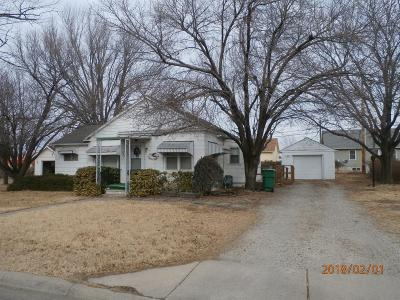 Abilene Single Family Home For Sale: 207 Charles Road