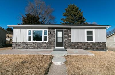 Junction City Single Family Home For Sale: 1220 West 20
