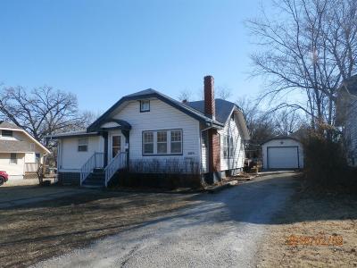 Abilene Single Family Home For Sale: 404 Northeast 10th