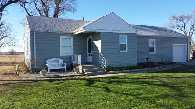 Ellinwood KS Single Family Home Sale Pending: $139,800