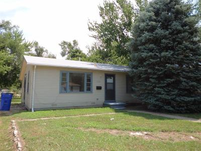 Junction City Single Family Home For Sale: 1521 Custer