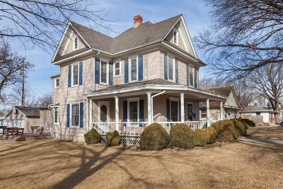 Herington Single Family Home For Sale: 603 North D Street