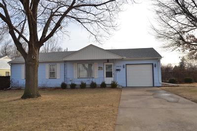 Abilene Single Family Home For Sale: 1515 Northwest 3rd Street