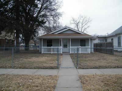 Junction City Single Family Home For Sale: 517 West 13th Street