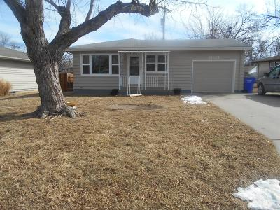 Junction City Single Family Home For Sale: 1021 Highland Drive