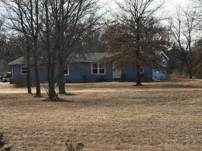 Abilene Single Family Home For Sale: 2353 Deer Road