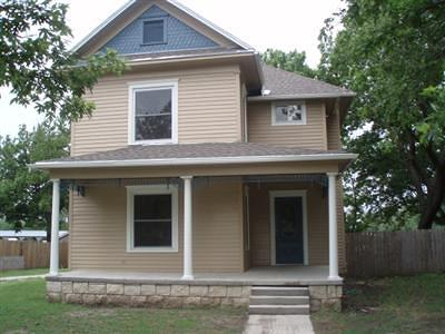 Herington Single Family Home For Sale: 405 South Broadway