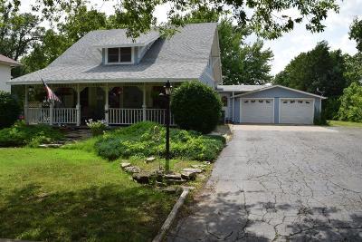 Abilene Single Family Home For Sale: 1128 North Cedar