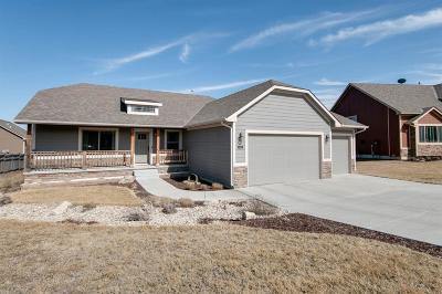 Junction City Single Family Home For Sale: 1639 Lariat Lane