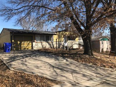 Junction City Single Family Home For Sale: 506 Maple