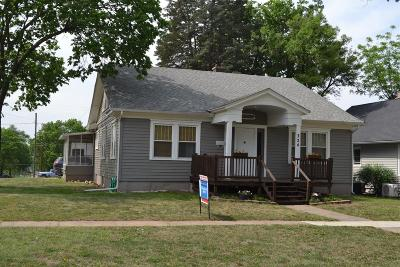Abilene Single Family Home For Sale: 324 Northeast 9th Street