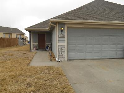 Junction City Single Family Home For Sale: 2006 Deer Trail #2008