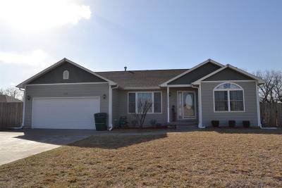 Chapman Single Family Home For Sale: 1111 St. Patricks