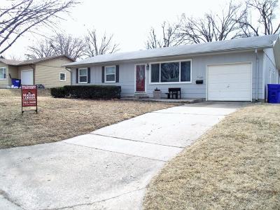 Junction City Single Family Home For Sale: 929 Cedar Street