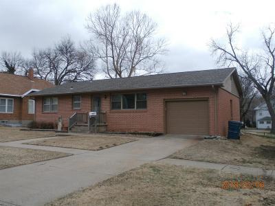 Abilene Single Family Home For Sale: 212 East 7th