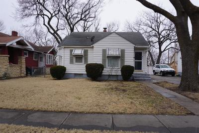 Herington Single Family Home For Sale: 411 South C Street
