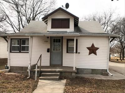 Junction City Multi Family Home For Sale: 1704 North Jefferson Street #1706