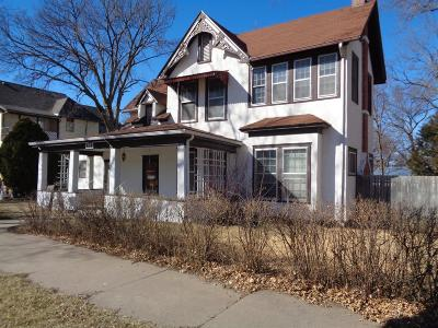 Junction City Single Family Home For Sale: 434 West 3rd Street