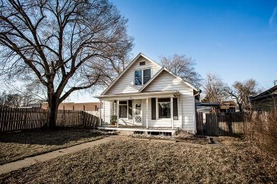 Junction City Single Family Home For Sale: 118 East 13th Street
