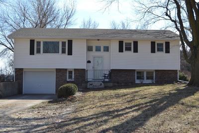 Chapman Single Family Home For Sale: 1982 2680 Lane