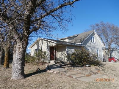 Abilene Single Family Home For Sale: 2820 Gulf Road