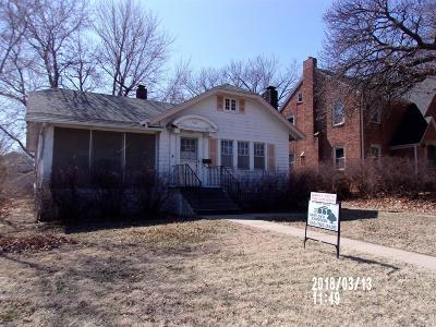 Single Family Home For Sale: 402 Northeast 10th Street
