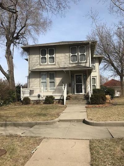 Clay Center Single Family Home For Sale: 433 Huntress
