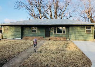 Dickinson County Single Family Home For Sale: 1102 Hickok Street