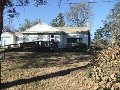 Hope Single Family Home For Sale: 1162 4 Highway