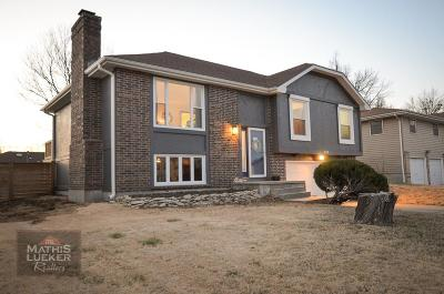 Junction City Single Family Home For Sale: 1508 Knollcrest Drive
