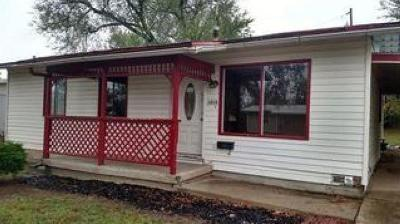 Junction City Single Family Home For Sale: 1213 West 21 Street