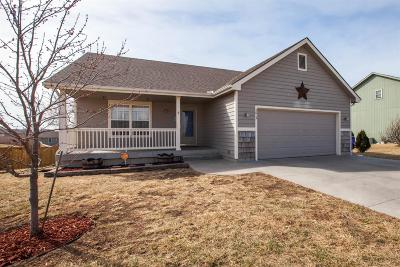 Junction City Single Family Home For Sale: 2613 Paige Lane