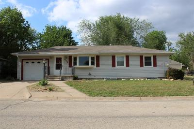 Dickinson County Single Family Home For Sale: 602 West 7th Street