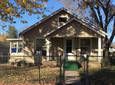 Junction City Single Family Home For Sale: 520 West 8th