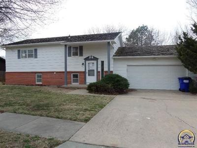 Junction City Single Family Home For Sale: 510 Wheatland Drive