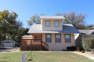 Junction City Single Family Home For Sale: 116 North Jefferson Street