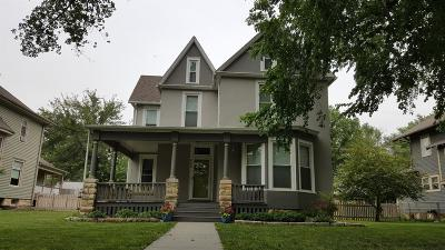 Junction City Single Family Home For Sale: 226 West 3rd Street