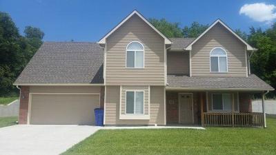 Junction City Single Family Home For Sale: 1511 Rivendell Street