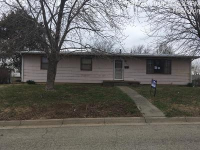Herington Manufactured Home For Sale: 803 North A Street