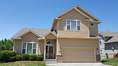 Junction City Single Family Home For Sale: 1008 Sandusky Drive