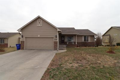 Junction City Single Family Home For Sale: 2109 Thompson Drive