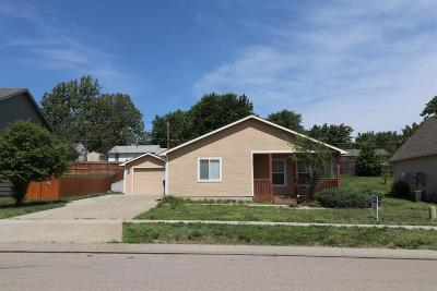 Junction City Single Family Home For Sale: 720 South Clay Street