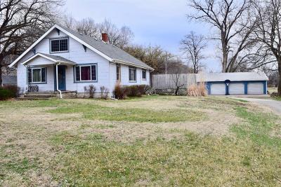 Abilene Single Family Home For Sale: 2013 West 1st Street