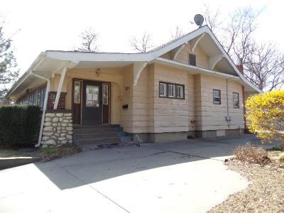 Junction City Single Family Home For Sale: 320 South Jefferson
