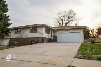 Junction City Single Family Home For Sale: 1502 Highland Drive