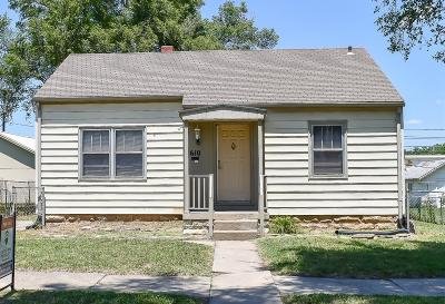Junction City Single Family Home For Sale: 610 West 5 Street