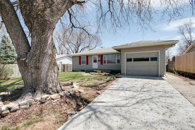 Junction City Single Family Home For Sale: 1117 St. Marys Road